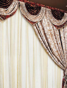 Curtain and Accessories